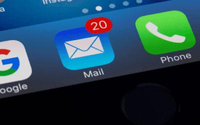 5 valkuilen voor mensen die effectief met e-mail om willen gaan